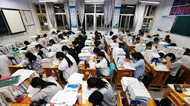大陸高考日千萬考生迎考 廣州情況最特殊