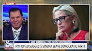 SINEMA SPLIT? New York Times pens op-ed calling on Arizona Sen. Kyrsten Sinema to leave Democratic party