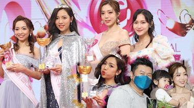 ViuTV口罩小姐丨「浩南」鄭伊琪成雙料冠軍 亞軍徐蒨寧跳舞上下失守 | 蘋果日報
