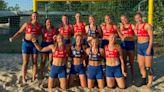 嫌比基尼褲「太暴露」 挪威沙灘手球隊穿短褲比賽遭罰