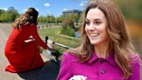 Kate Middleton Celebrates Launch of Her Book by Surprising Fans All Over London