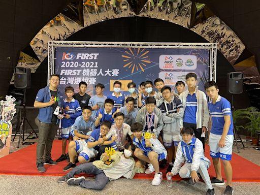 FTC機器人大賽台灣選拔賽 明道中學銀了