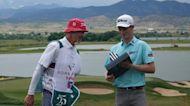 Good Sports: Visalia native Ryan Goble caddying for a top golfer