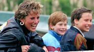 Princess Diana Planned To Move Harry & William To Malibu Before Her Death, Friend Claims