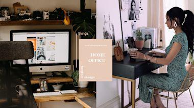 想提升在家辦公、看書的效率?這 5 個 Home Office 物件值得你浪費 ‧ A Day Magazine