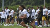 Steelers Minicamp Highlights: Jet Sweeps, RB Drills and Toe Taps