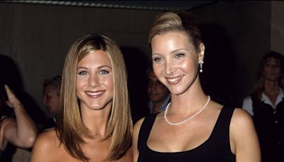 Lisa Kudrow reveals her son used to think Jennifer Aniston was his mother
