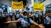 Hong Kong's Tiananmen vigil organiser disbands