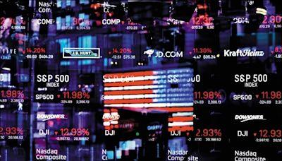 美股基金狂吸金! 今年淨流入已破3千億美元大關 - 自由財經
