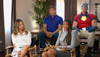 'The Suicide Squad' cast talks about the summer's most talked about film