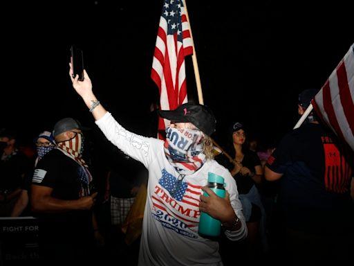 Republicans Set To Counterprotest During Biden's Minnesota Rally