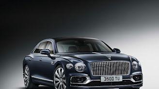 Bentley全新Flying Spur英國總部發表會直擊:以當代頂尖工藝詮釋奢華經典!