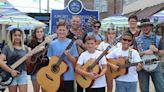 Students perform for Vinegar Bend fundraiser shows