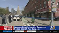 Woman Fatally Shot In Brooklyn, Police Search For Suspect