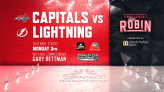 How to watch Capitals vs. Lightning