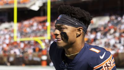 13 crazy stats from Bears' Week 3 loss to Browns