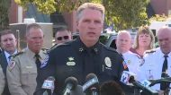 Police hold briefing on Kroger shooting in Collierville, Tennessee