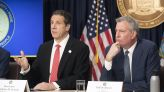 Andrew Cuomo expects 'better' relationship with Bill de Blasio's successor