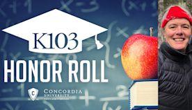 K103 Honor Roll Recognizes Outstanding Teacher Rebecca Hall | K103 Portland