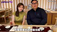 福原愛甜笑跟相撲選手合照 兩人被虧都有負面新聞