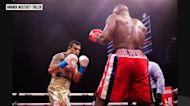 Vitor Belfort KO's Evander Holyfield in Triller Fight Club circus