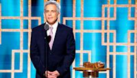 Ben Stiller Debuts Grey Hair At The Golden Globes & Fans Swoon Over His Silver Fox Look