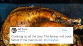 27 Of The Worst Thanksgiving Turkey Fails On The Internet