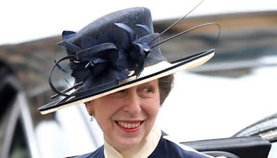 Princess Anne is the blazer queen in a gorgeous outfit at the Tower of London