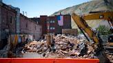 Hotel Jackson begins buildout