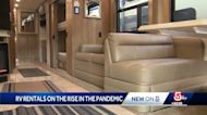 Hitting the road during pandemic: RV sales soaring