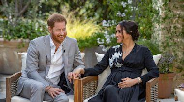 梅根哈利受訪爆王室料 英美各界反應兩極