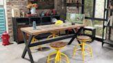 6 opciones de decoración para darle a tu hogar un estilo industrial-chic