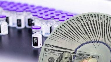 斥資977億元買5億劑輝瑞疫苗!五角大廈:將分配到全球