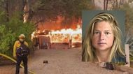 Palo Alto Woman Alexandra Souverneva Charged With Arson In Fawn Fire Near Redding
