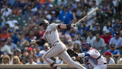 MLB》巨人痛扁小熊 季後賽魔術數字剩下4