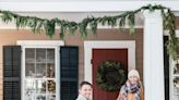 In This Massachusetts Farmhouse, Vintage Christmas Decor Is On Full Display