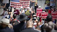 Thousands expected for voting rights 'March on Washington'