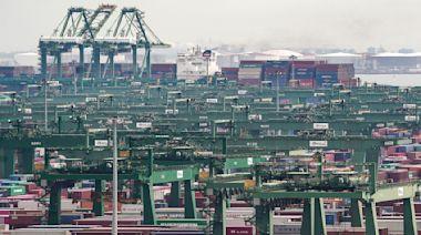 大陸南方塞港效應 已有貨輪臨時決定不停新加坡