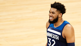 Karl-Anthony Towns comfortable among league's best big men: 'I already know where I stand'