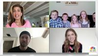 Anna Kendrick and Justin Timberlake Surprise Kids of Volunteer Coronavirus Nurse on Video Chat