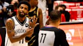 Kyrie Irving, Nets fined for violating league media policy