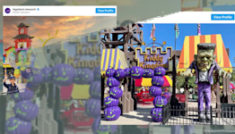 The Best Kid-Friendly Theme Park Halloween Celebrations in the U.S.