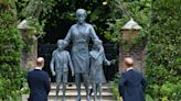 Princes Harry, William reunite for late mother Diana's statue unveiling on her 60th birthday