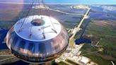 Who Wants To Go Up, Up And Away In Hydrogen Balloon To Space?