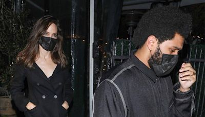 Angelina Jolie and The Weeknd Continue Raising Eyebrows With Second Dinner Date