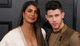 Priyanka Chopra & Nick Jonas Cuddle Up During Self Isolation & Send Fans Love: Video