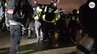 Daunte Wright shooting protests continue despite curfew in Minneapolis