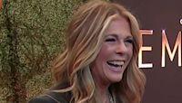 Rita Wilson Reveals The Relatable Reason Tom Hanks Isn't At The 2021 Emmys