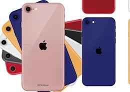 庶民果粉注意!平價款「iPhone 9」一萬五推出,超夯「海軍藍、皮卡丘黃」線上可先搶