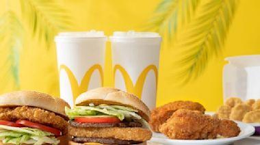 麥當勞迎內用微解封!異國旅行風雙牛堡脆雞堡新品 | 蕃新聞